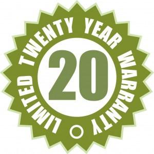 twenty-year-warranty