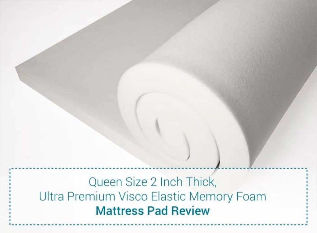 Ultra Premium Visco Elastic Memory Foam Mattress