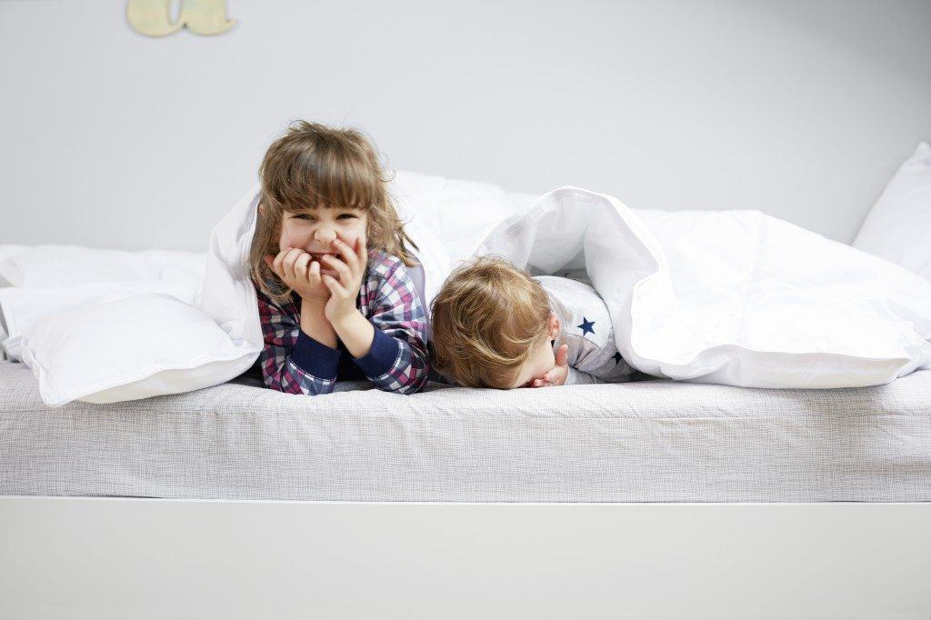 how to choose mattress for children