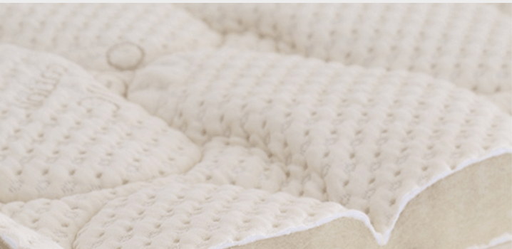 natural wool cover of spindle mattress