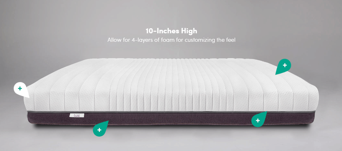 luxi mattress outlook