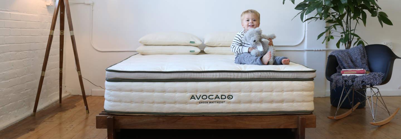 Avocado Gwen is the best organic latex foam mattress