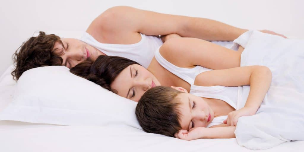 Adjust your sleeping surface