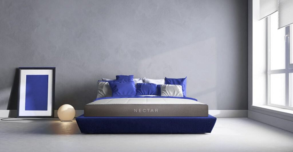 nectar mattress is the best mattress for heavy people