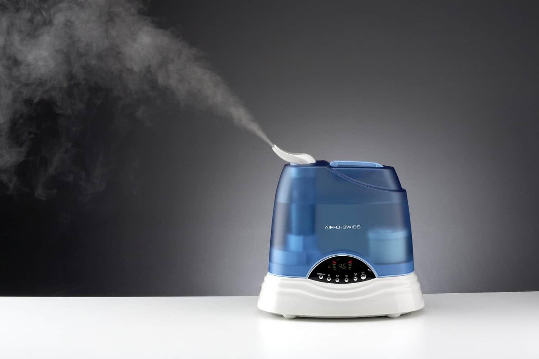 Maintain your bedroom air moist