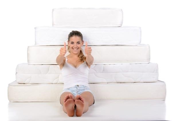 change your mattress