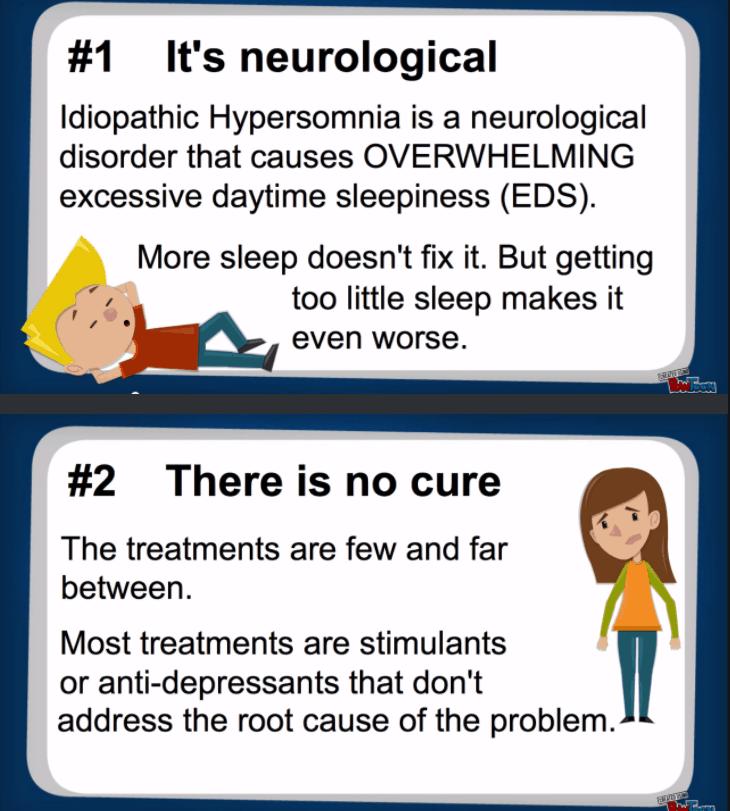 it's neurological