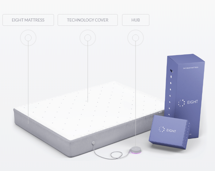 comfort of eight smart mattress