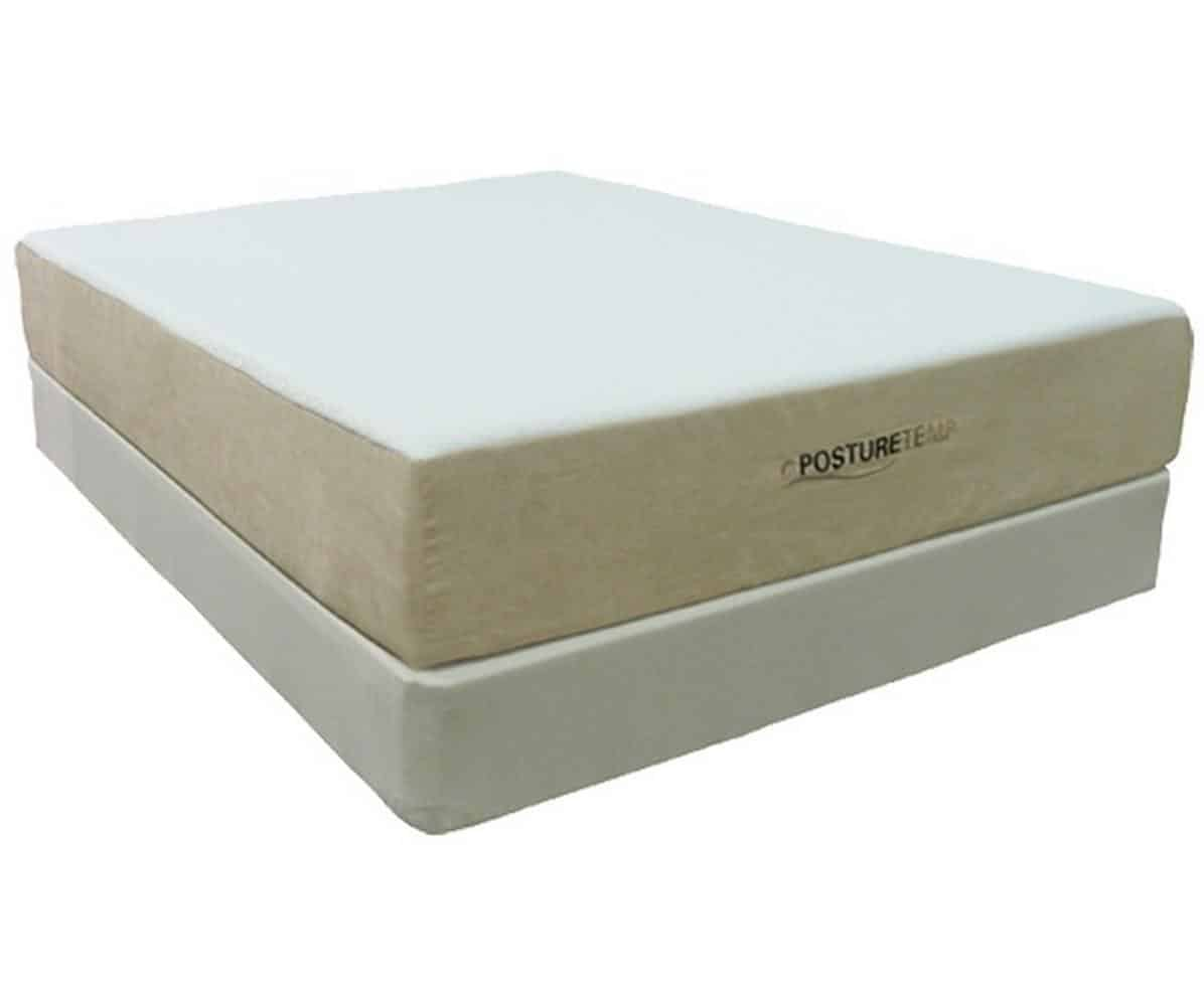 Classic Brands 11 inches Morgan Memory Foam Mattress