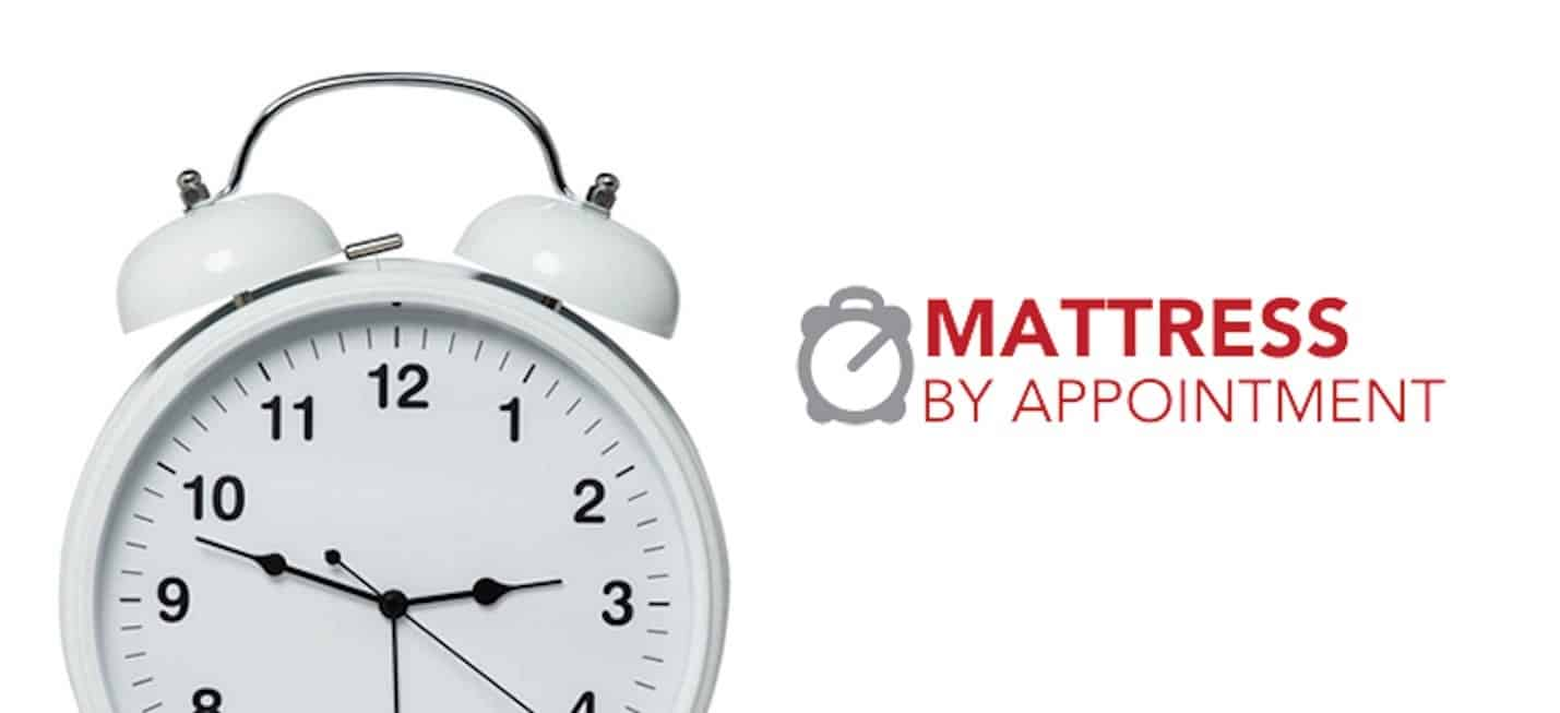 Mattress by Appointment Review
