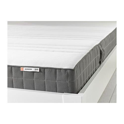 Ikea Morgedal mattress firmness scale