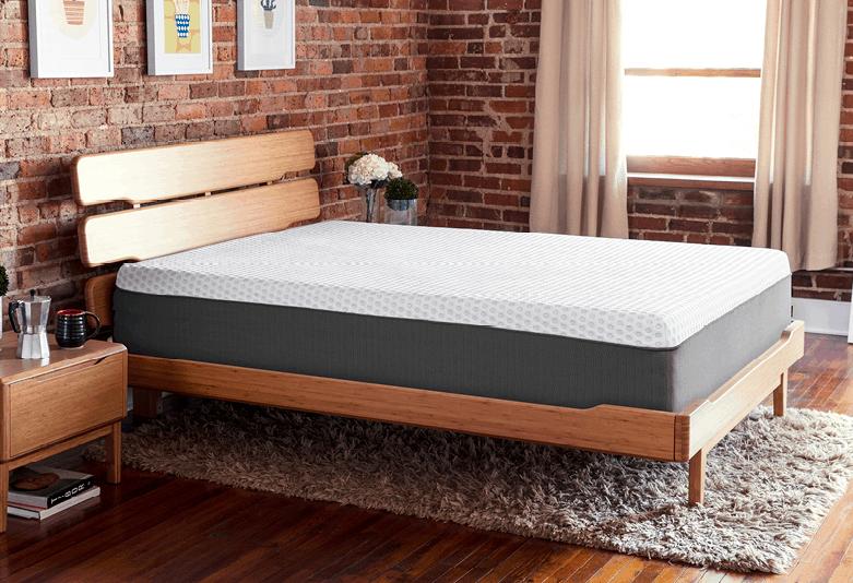 Soft-Tex DreamSmart Tribeca Firm 10 inches Memory Foam Mattress