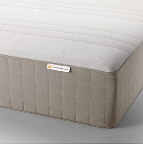 motion isolation of IKEA Haugesund Mattress