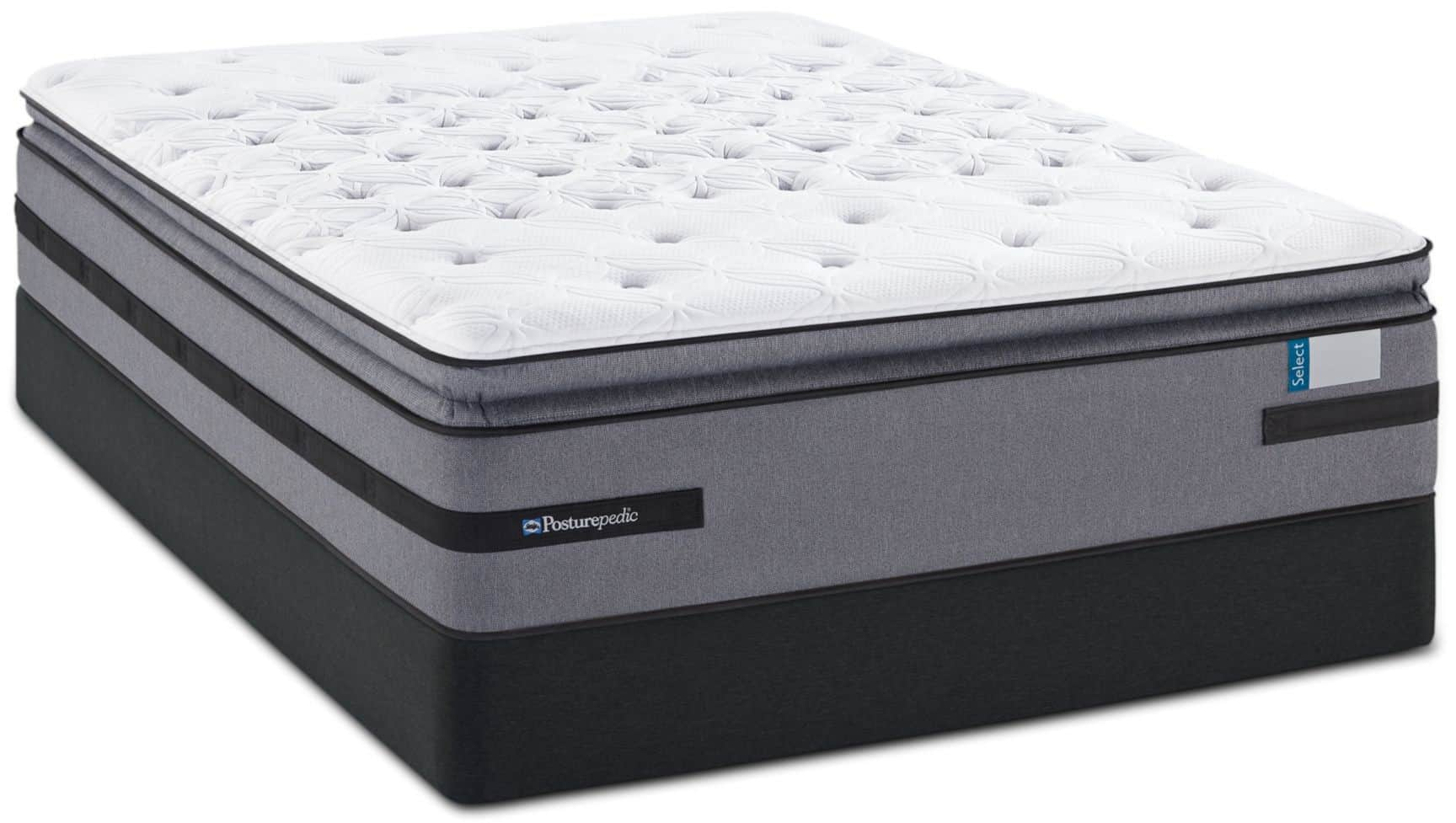 Sealy Posturepedic Select Yonge Street Firm Euro Pillow Top Mattress