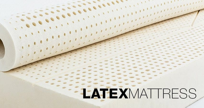 latex mattress durability