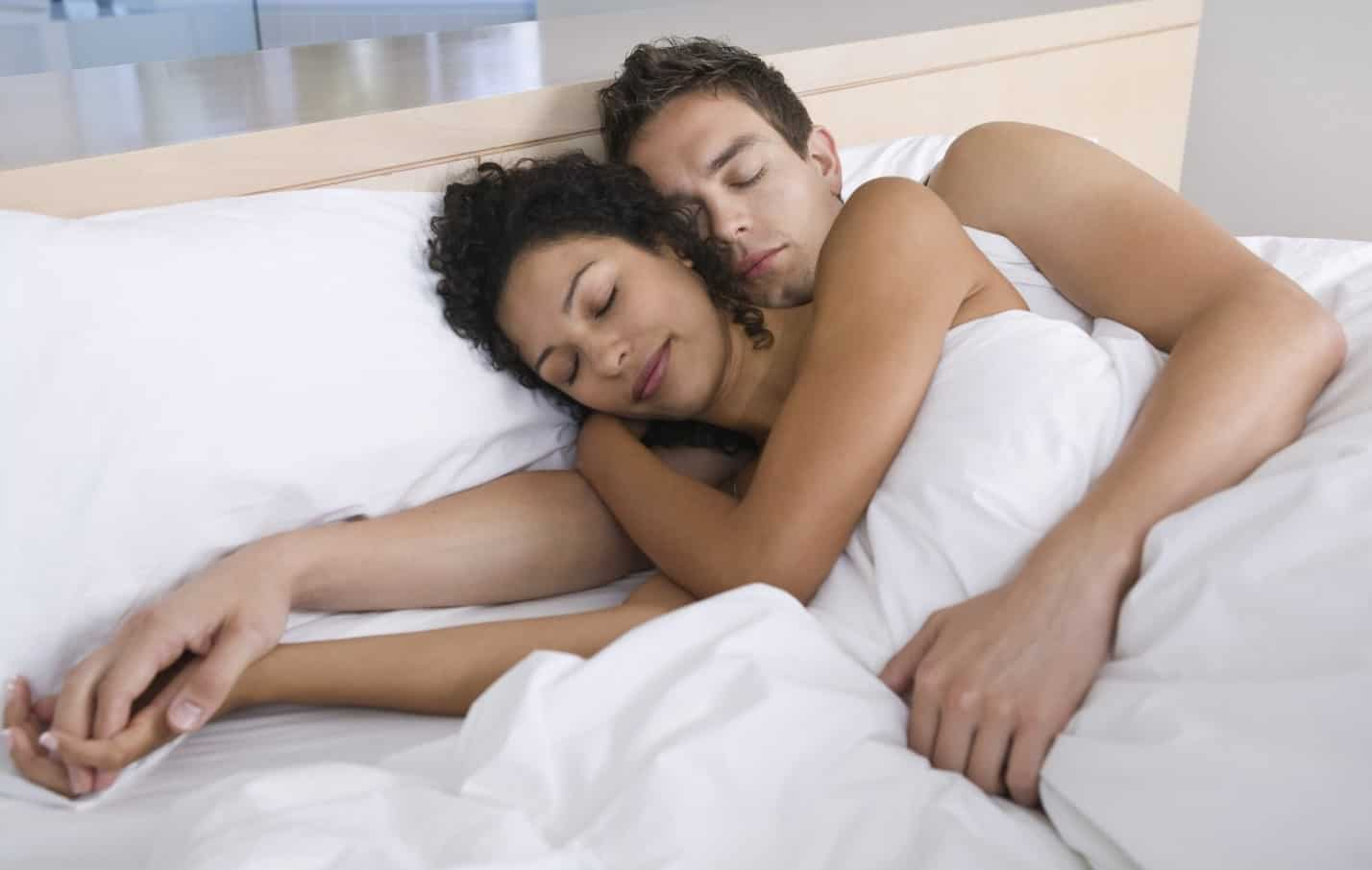 naked sleeping Helps Your Marriage