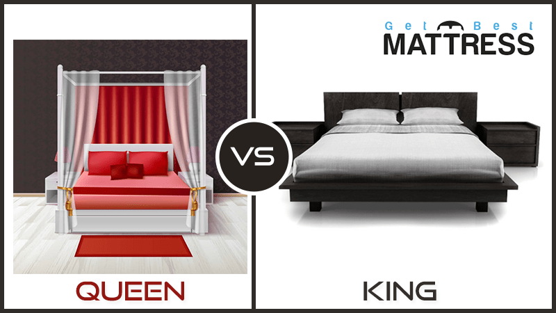 Queen Vs King Sized Mattress Size Matters Lully Sleep