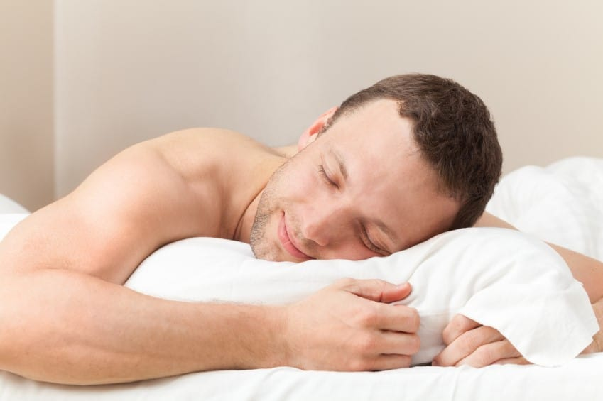 sleeping naked Makes you Sleep Better