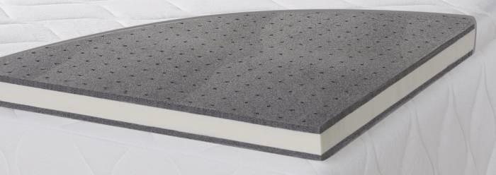 Graphite latex foam