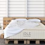 Idlesleep hybird latex mattress