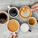 coffee and sleep