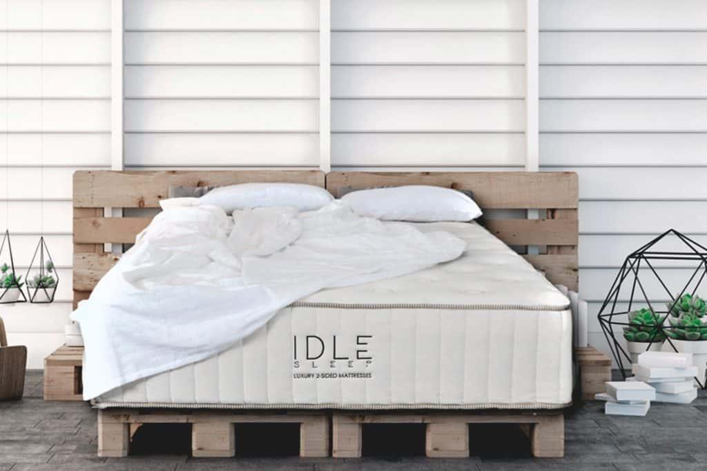 Idle Sleep Double Sided Hybrid Mattress