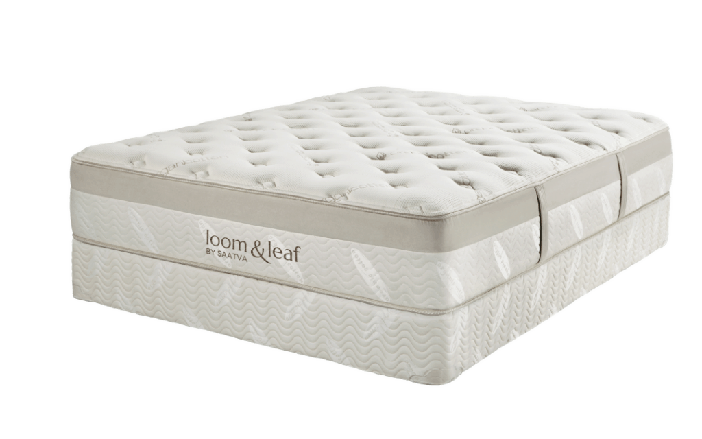 Loom and Leaf Mattress by Saativa