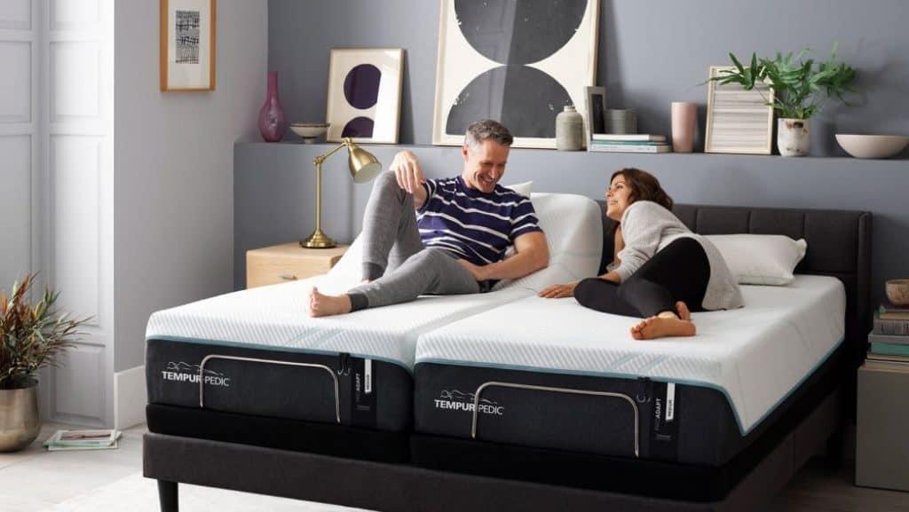 TEMPUR-Pro Adapt medium feel mattress