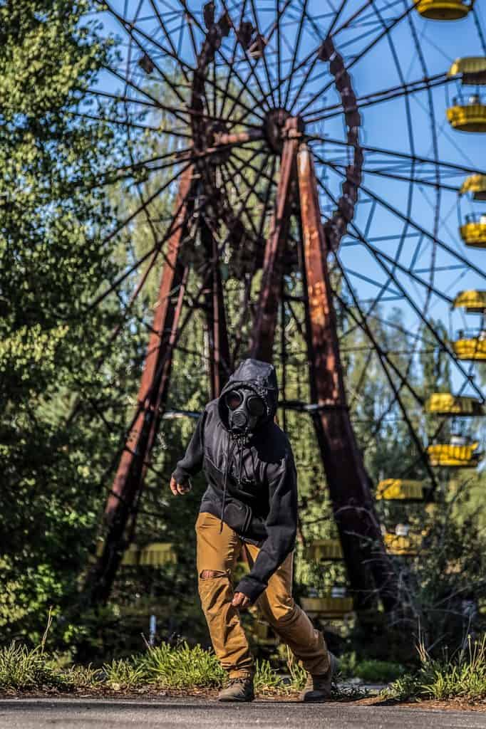 Deprivation and Chernobyl