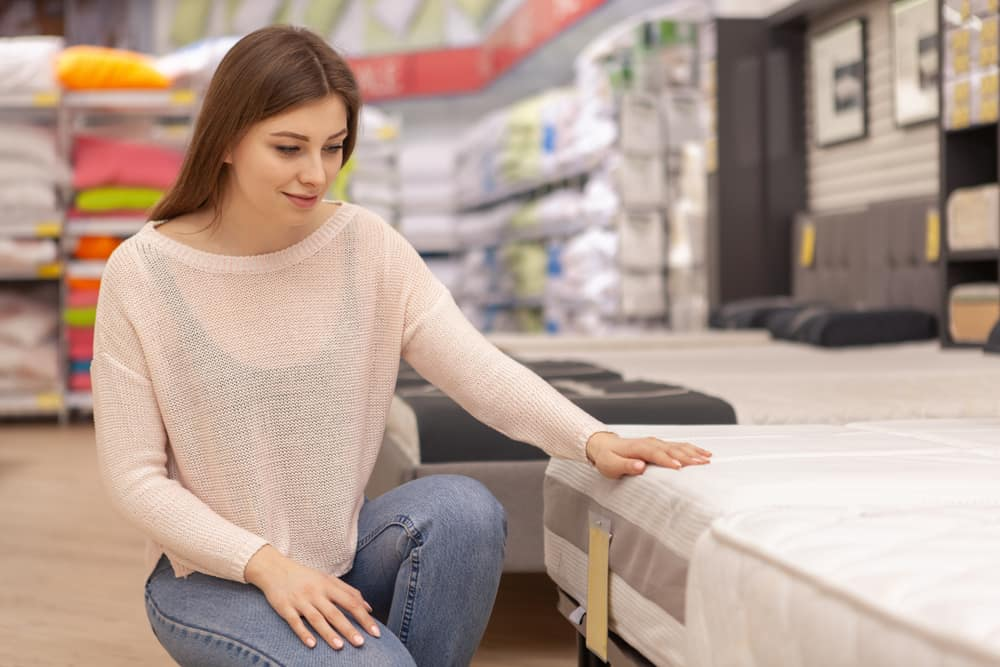 In-Store Mattress Sales