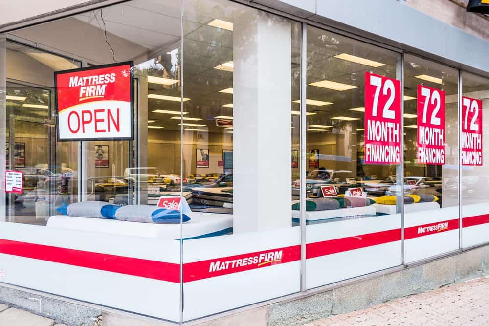 Mattress Firm Sale