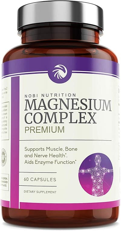 Nobi Nutrition High Absorption Magnesium Complex