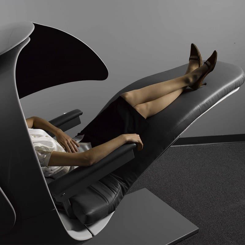 The EnergyPod by Metronaps - The Sleep Pod