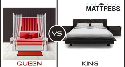 Queen vs. King Sized Mattress